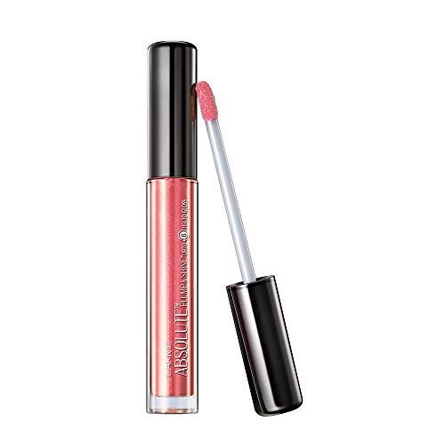 Lakme Absolute Plump and Shine Lip Gloss, Rose Shine, 3ml