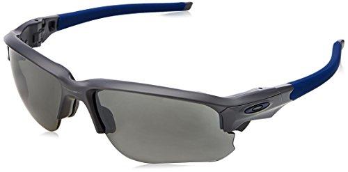 Oakley Herren Flak Draft OO9364 Sonnenbrille, Grau (Gris Oscuro Mate), 0
