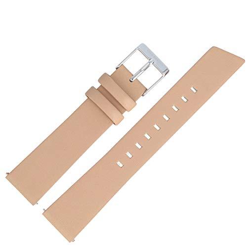 Liebeskind Berlin Uhrenarmband 12mm Leder Braun - Uhrband 132