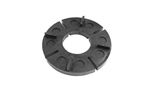 45 Stück Eurotec Plattenlager Gummi-Thermoplast 10 mm
