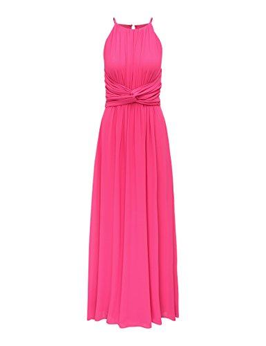 APART Fashion Damen Kleid 20669 Rosa (Pink)