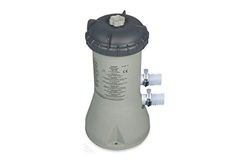 INTEX - 56638Fr - Accessoires Piscines - Filtre Épurateur À Cartouche 2,7 m3/h 220-230 Volts
