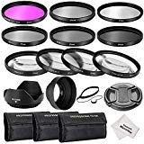 Best NEEWER filtros de la lente - Neewer® 67 mm Kit de accesorios de filtro de Review