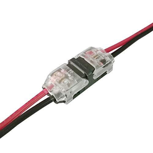 Conectores de cable de empalme rápido T - 10 piezas de terminales...