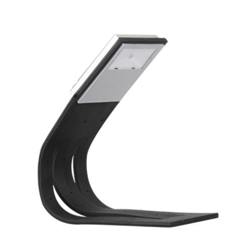 Schwarz Clip on LED Leselampe Lampe für Amazon Kindle Nook Kobo Sony eReader