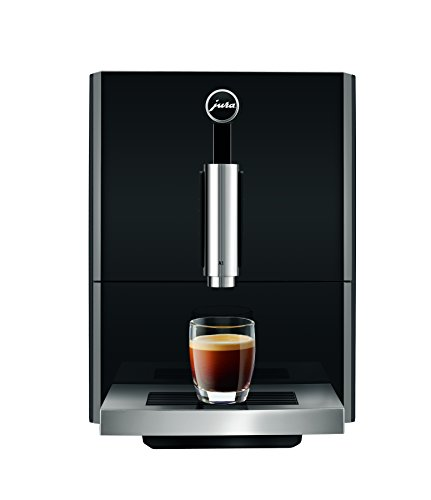 JURA 15133 A1 Coffee Machine, 1450 W, 15 Bar, Piano Black