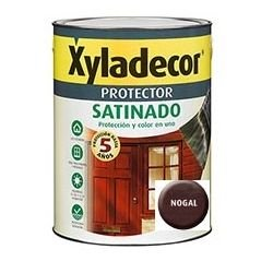 Xyladecor 5089325 - Bote 750 Ml. Satinado Nogal