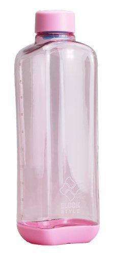 PC d'aqua style bloc de perle bouteille rose 1000 H-6040 (Japon importation)