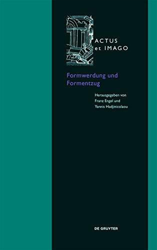 Formwerdung und Formentzug (Actus et Imago 16)