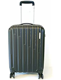 Trolley Grande 77 Cm Spinner 4 Ruote | Roncato Element | 419421-Nero