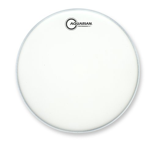 Aquarian Performance II Texture Coated 46 cm (18 Zoll) Drumhead / Schlagzeugfell rau Test