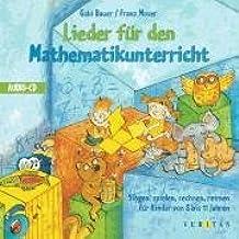 Lieder für den Mathematikunterricht. CD