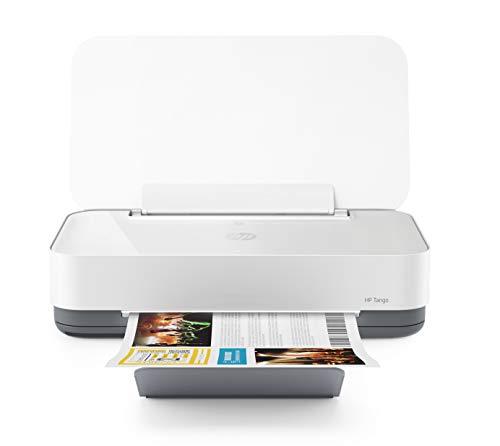 HP Tango Drucker (Smarter Drucker, kostenlos Fotos drucken mit HP Instant Ink + 2 Probemonate HP Instant Ink inklusive, WLAN, Bluetooth) weiß/grau