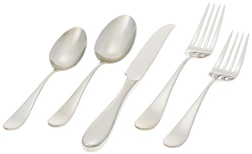 Reed & Barton Dalton 18/10 Stainless Steel 5-Piece Place Setting by Reed & Barton (Reed Und Barton Besteck)