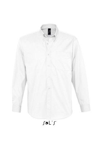 Sol di bel-Air - twill camicia Bianco