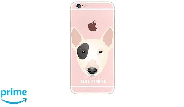 coque iphone 7 bull terrier