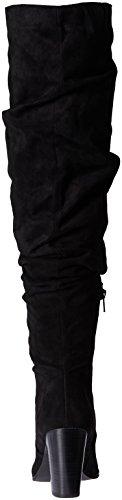 Carlos by Carlos Santana Hazey Rund Textile Wasserstiefel Black
