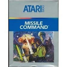 Missile Command by Atari