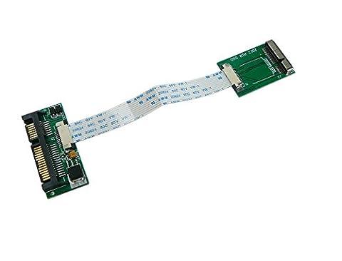Kalea Informatique Adapter SATA für SSD MacBook Air oder Retina mit 18+ (Macbook Air Ssd)