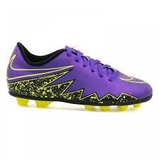 Nike JR Hypervenom Phade II FG-R, Scarpe da Calcio Bambino, Porpora / Nero / Verde (Hyper Grape / Hypr Grape-Blk-Vlt-), 36 EU
