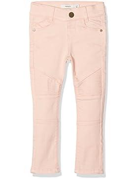 NAME IT Mädchen Jeans Onllive Love Trendy Stripe Ss Oneck Noos