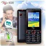 Itel It 5020 Dual Sim Phone (Black)