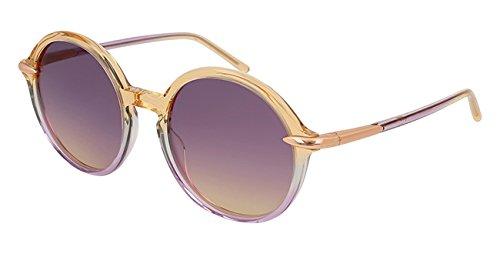 Pomellato pm0036s 004 occhiali da sole, multicolore (004-multicolor/multicolor), 54 donna