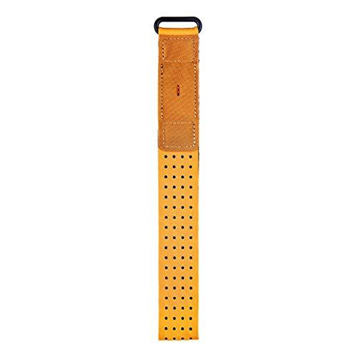 NEU! Uhrenarmband für Fitbit /Charge2 /Charge3/Inspire/Alta Hr Length 36CM, Tensay Klassisch Leder Smartwatch Knöchelband Zubehör Ersatz Armband Ersatzarmband Gurt Armbinde Armband
