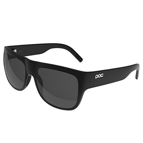 POC Want Polarized Gafas, Unisex adulto, Negro (Uranium Black), 11.8