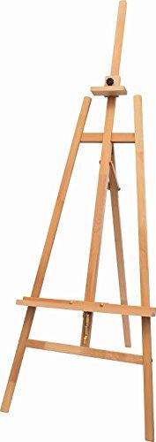 Preisvergleich Produktbild Solo Goya 17514 - Akademie-Staffelei Buche gefirnißt