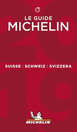 Michelin Suisse/Schweiz/Svizzera 2019: Hotels & Restaurants (MICHELIN Hotelführer)