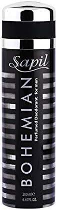 SAPIL Bohemian Men's- Deodorant, 2