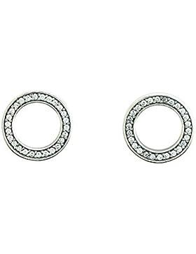 Pandora 290585CZ Ohrring, Sterling Silber, Einh