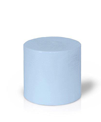 klenatex Wischtücher Putztücher Nachfüllrolle, 300 Blatt, reissfest, Vorrein Pro 5020N1 (Blau) -