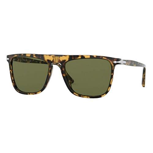 Ray-Ban Unisex-Erwachsene 0PO3225S Sonnenbrille, Mehrfarbig (Tortoise Brown Beige), 56.0