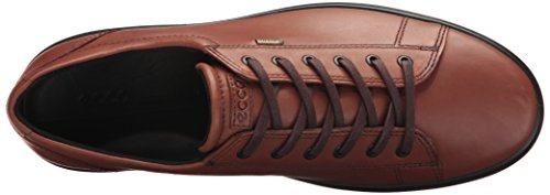 Ecco Herren Soft 7 Mens Sneaker Braun (Mink)