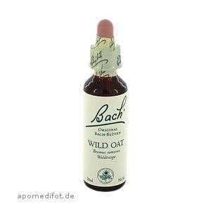 BACHBLUETEN Wild Oat Tropfen, 20 ml