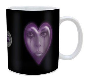"Mug - Tazza ""Dark Heart (Anne Stokes)"""