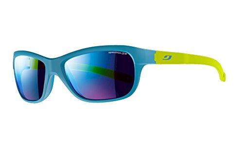 Julbo Player L Sonnenbrille Blau Bleu Mat/Jaune Mat