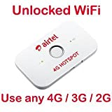 #6: AIRTEL HUAWEI E5573 4G WIFI HOTSPOT - UNLOCKED