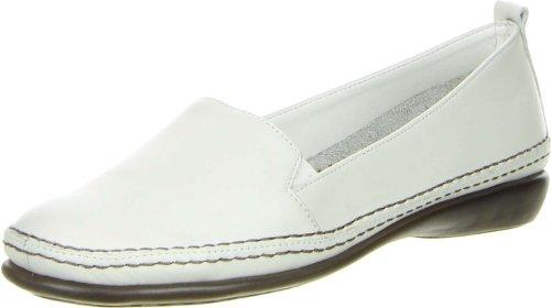 The Flexx Damen Halbschuhe Slipper weiß, Größe:39, Farbe:Weiß (Die Flexx-frauen-schuhe)
