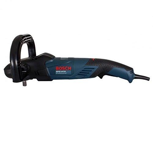 *Bosch Professional GPO 14 CE Polierer, 1.400 W, M 14 Gewinde, Drehzahlvorwahl*