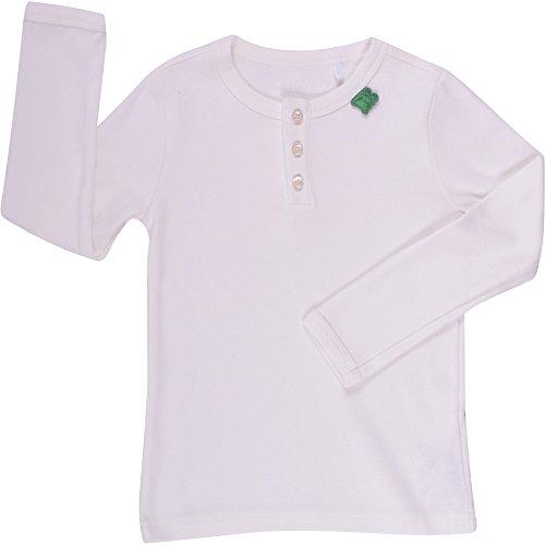 Fred's World by Green Cotton Unisex - Baby T-Shirt Alfa Granny NOOS Elfenbein (Cream 011060200)