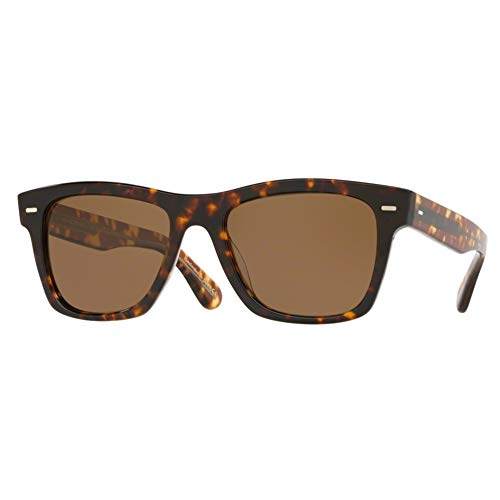 Oliver Peoples - Oliver Sun - 5393SU 165457 - Sunglasses (DM2, Polar Brown) 54 mm