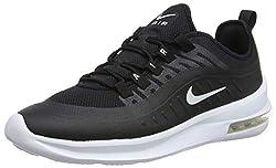 Nike Herren AIR MAX AXIS Sneakers, Schwarz (Black/White 001), 41 EU