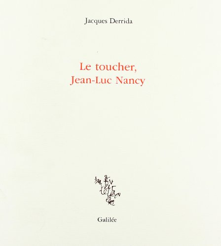 Le toucher, Jean-Luc Nancy