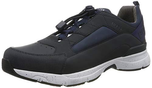 BOSS Velocity_Runn_rbmx, Herren Sneaker, Blau (Navy 401), 39 EU (5 UK)