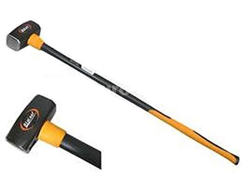 4000 g Hammer 4 Kg Vorschlaghammer Lang Fiberglas DIN 1042