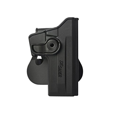 IMI Z1070 POLYMER RETENTION ROTO HOLSTER SIG SAUER 226 BLACK RIGHT HANDED