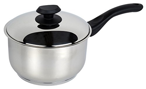 Stainless steel collection Stainless Steel Sauce Pan, 16 cm